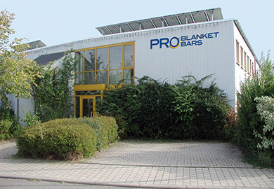 PRO blanket bars | Welcome to the global market leader
